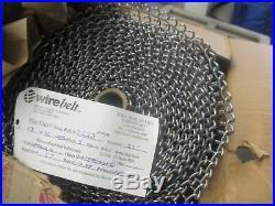 Wirebelt Flat-Flex Conveyor Belt. PN 3623. Spec's Pictured New Old Stock