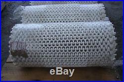 (qty Of 4)habasit Belt White 10'x17.5